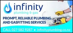 Infinity Plumbing and Gas
